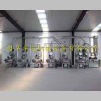 广东肠粉专用面粉石磨机 精工制作面粉石磨机 鼎达热销