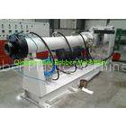 45R / Min Rubber Extruder Machine XJ - 150 Water Temperature Controlled