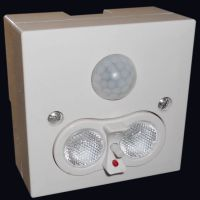 【厂家直销】红外感应灯人体感应灯红外线人体感应LED小夜灯