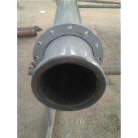 沧州博光衬胶钢管厂家供应衬胶耐磨钢管,衬胶耐磨弯头焊接加工报价