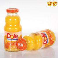 江浙沪皖包邮 Dole都乐 100% 葡萄汁/苹果汁/橙汁 250ml*24