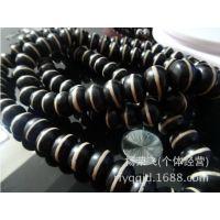 老药师一线的正宗天珠可鉴定天珠市场的天竺玛瑙108粒手串