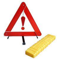 车用三脚架三角架3088黄盒停车警示牌