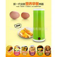 厂家批发ZQ-01 多功能煮蛋器煎蛋器 小熊同款礼品蒸蛋器 正品特价
