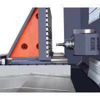 强力卧式加工中心数控粗框机精框机立式加工中心端面铣床磨床