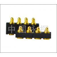 永探Pogo pin 4Pin直立式连接器探针顶针