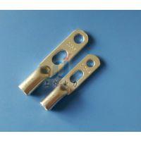 专业生产定做DTG-2-120铜管生产双孔铜鼻子.可定做椭圆型双孔鼻子