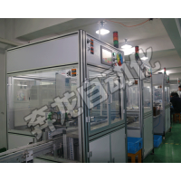 供应奔龙自动化DZ47小型断路器自动移印生产线