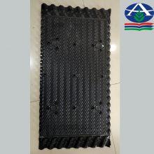 500×1000自带收水器填料 蜂窝进风窗V形波纹淋水片 蒸发冷填料 华强