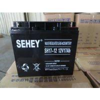 西力蓄电池SH12-17 大连UPS蓄电池经销商