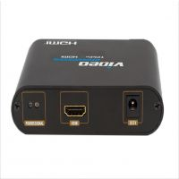 色差转HDMI转换器 高清分量ypbpr转HDMI XBOX转接音视频同步1080P 中性
