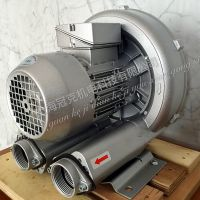 全风3.7kw高压鼓风机 RB-055环形鼓风机 回转式风机 旋涡气泵 旋涡风机