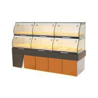 供应安德ZDX木质边岛柜 中岛柜 保鲜柜 面包展示柜