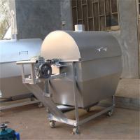 厂家直销炒货机 多功能碳加热板栗专用炒货机