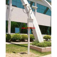 深圳钣金机柜立杆厂家批量定做不锈钢监控立杆3米4米4.5米镀锌监控杆
