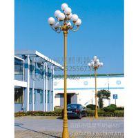 多灯头庭院灯销售 单位门口中华灯照明庭院灯 节能型中华灯