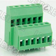供应特供 总代理上海雷普LEIPOLE线路板端子系列-螺钉式接线端子PCB端子LP130A-5.0