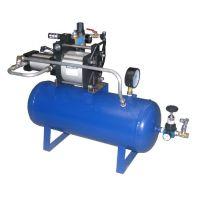 压缩空气增压器-解决气源压力不足的现状