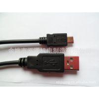 供应2芯USB线、Micro头、USB公母插头线、USB加长线