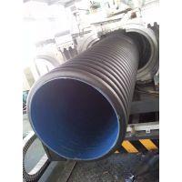 太原双壁波纹管 腾达汇泰波纹管厂家 HDPE地埋排污管价格