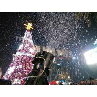 舞台雪花机供应,圣诞飘雪机租售,假雪制造设备专业出租出售
