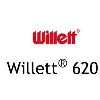 优惠促销威利620全自动小字符喷码机威力630喷码机墨水溶剂