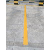 珠海金湾道路热熔标线工程停车场车位划线