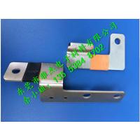 来图来样定做高分子扩散焊铝软连接,异型铝箔软连接