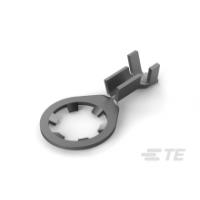 泰科直销TE代理商61283-1压接环形端子和接头