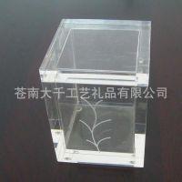 亚克力包装盒 商场超市食品盒 透明有机玻璃盒子 亚克力糖果盒