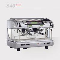 LaSpaziale 半自动咖啡机商用/意式 双头手电控一体原装