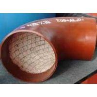 耐磨陶瓷贴片管件供应商