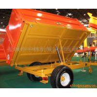 农用拖车/拖拉机拖车/自卸拖车/装载机/农用机械定制定做