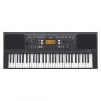 雅马哈PSR-E343 61键标准键盘 电子琴 电钢琴 和必括乐器配件批发