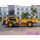 Full - hydraulic two-line mechanism lhd underground mining loader