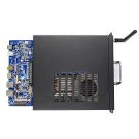 供应一体机配件OPS电脑,H81OPS电脑,插拔式OPS,4G,500G带WIFI,支持I3,I5