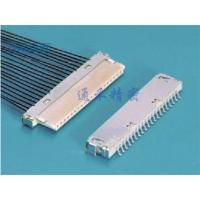 供应 I-PEX 20268-014E-02H 原厂连接器与之匹配的极细同轴线