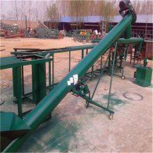 调味品添加剂不锈钢管式螺旋加料机 安庆市固定高度无缝管绞龙加料机