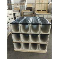 昌荣排水-品牌产品-E600承重型-KE150-线性成品排水沟-马路雨排产品
