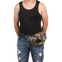 True Adventure 户外狩猎腰包 打猎迷彩包 多功能可调节腰包 含子弹袋