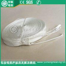 玻璃纤维电加热带 发热带 管道缠绕加热带 绝缘表层高温电热带