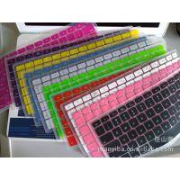 苹果MACBOOK AIR PRO 13/15寸键盘膜 保护膜 彩色丝 印字膜配包装