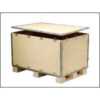 厂家专业订制各种规格木包箱