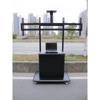广州晶固专营乐视/创维/TCL/三星/康佳电视移动支架 单双屏液晶显示器落地式移动架