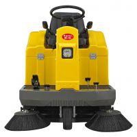 小区车库用扫地机哪里买 KL-1350驾驶式扫地车价格报价