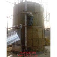 岩棉铁皮罐体保温防腐工程 白铁皮保温施工队