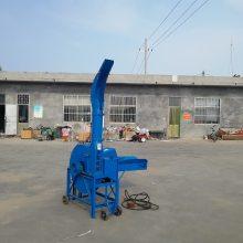 青贮秸秆铡草机型号 富民牌青贮铡草机图片