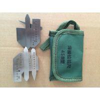 焊接检测尺-天津45B型焊接检验尺