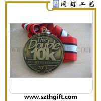批量定做金属奖牌 锌合金青古铜奖牌 可来图稿定做 深圳同辉