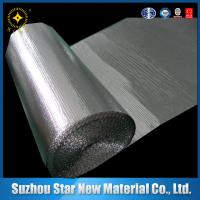 设计院专用纳米气囊:铝箔+纳米气囊/双层气泡隔热材用于建筑施工管道维护
